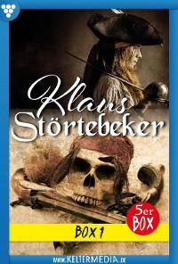 Cover Klaus Störtebeker 5er Box 1 – Abenteuer