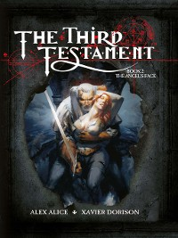 Cover The Third Testament, Issue 2
