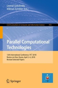 Cover Parallel Computational Technologies