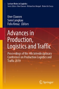 Cover Advances in Production, Logistics and Traffic