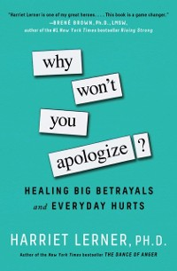 Cover Why Won't You Apologize?