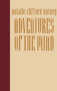Cover Adventures of the Mind