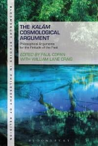 Cover Kalam Cosmological Argument, Volume 1