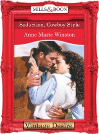 Cover Seduction, Cowboy Style (Mills & Boon Desire)