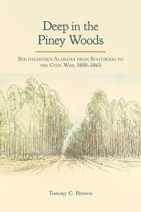 Cover Deep in the Piney Woods