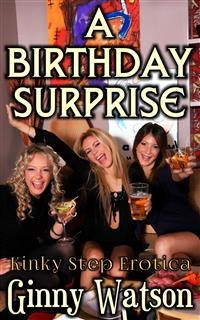 Cover A Birthday Surprise