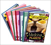 Cover Medicinal Plants:Collection Of The Best Medicinal And Herbal Plants That Provide The Best Remedies