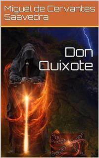 Cover Don Quixote