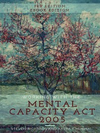 Cover Working With the Mental Capacity Act 2005
