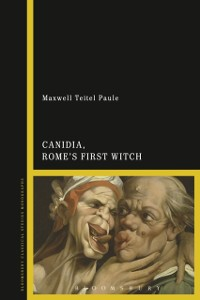 Cover Canidia, Rome s First Witch