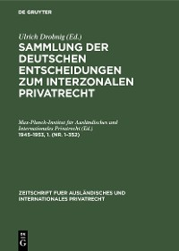 Cover 1945–1953,1. (Nr. 1–352)
