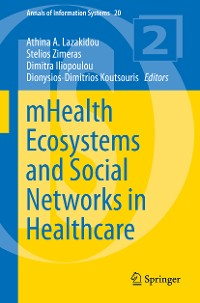 Cover mHealth Ecosystems and Social Networks in Healthcare