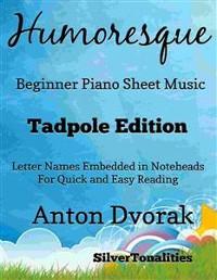 Cover Humoresque Beginner Piano Sheet Music