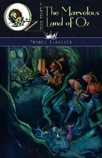 Cover The Marvelous Land of Oz