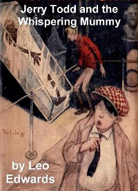 Cover Jerry Todd and the Whispering Mummy