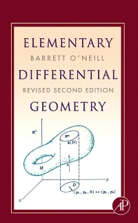 Cover Elementary Differential Geometry, Revised 2nd Edition