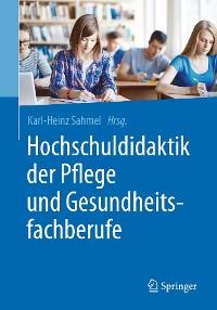 Cover Hochschuldidaktik der Pflege und Gesundheitsfachberufe