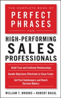 Cover Complete Book of Perfect Phrases for High-Performing Sales Professionals