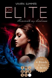 Cover Alle vier Bände der Bestseller-Reihe in einer E-Box! (Die Elite )