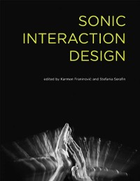 Cover Sonic Interaction Design