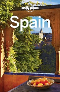 Cover Lonely Planet Spain