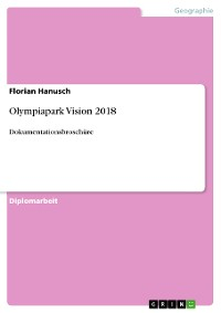 Cover Olympiapark Vision 2018