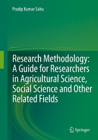 Cover Research Methodology: A  Guide for Researchers In Agricultural Science, Social Science and Other Related Fields
