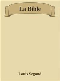 Cover La Bible