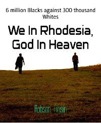 Cover We In Rhodesia, God In Heaven