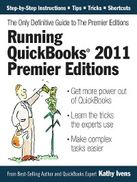 Cover Running QuickBooks 2011 Premier Editions