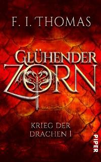 Cover Glühender Zorn