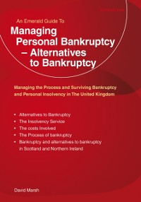 Cover Managing Personal Bankruptcy - Alternatives To Bankruptcy