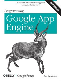 Cover Programming Google App Engine