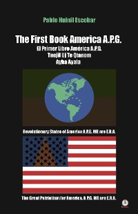 Cover The First Book America A.P.G.