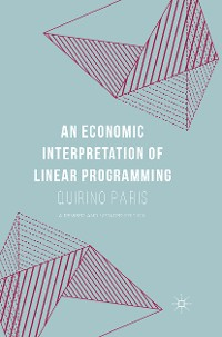 Cover An Economic Interpretation of Linear Programming