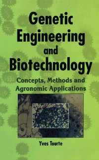 Cover Genetic Engineering and Biotechnology