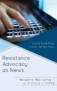 Cover Resistance Advocacy as News