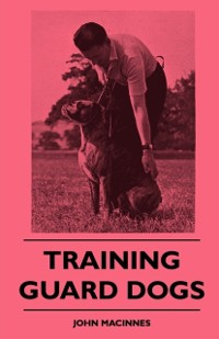Cover Training Guard Dogs