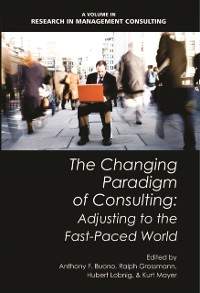 Cover Changing Paradigm of Consulting