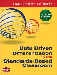 Cover Data Driven Differentiation in the Standards-Based Classroom
