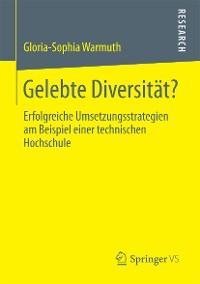 Cover Gelebte Diversität?