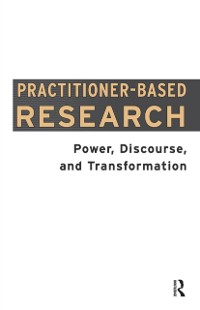 Cover Practitioner-Based Research