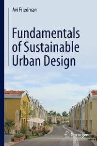 Cover Fundamentals of Sustainable Urban Design