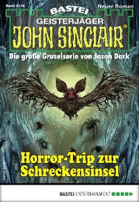 Cover John Sinclair 2118 - Horror-Serie