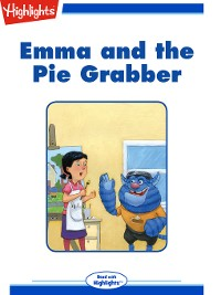 Cover Emma and the Pie Grabber
