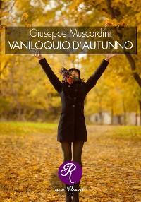 Cover Vaniloquio d'autunno