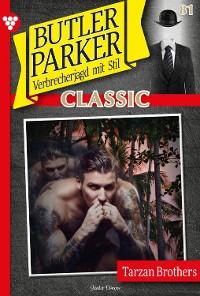 Cover Butler Parker Classic 81 – Kriminalroman