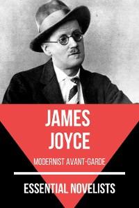 Cover Essential Novelists - James Joyce
