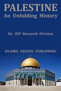 Cover PALESTINE: An Unfolding History