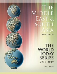 Cover The Middle East and South Asia 2018-2019